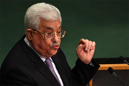 Госпитализирован палестинский лидер Махмуд Аббас— Сердце либо истощение