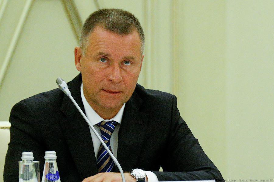 Путин сменил и.о. руководителя Калининградской области через два месяца после назначения