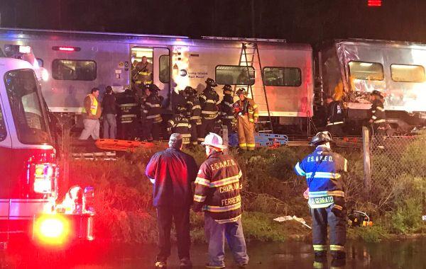 Практически 30 человек пострадали из-за схода поезда вНью-Йорке
