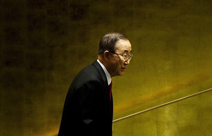 Генеральный секретарь ООН выступил против смертельной казни для террористов