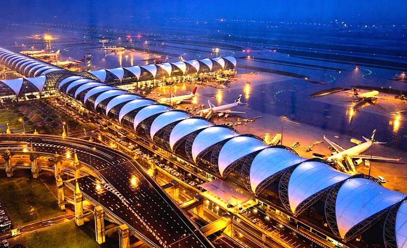 Авиакомпания S7 Airlines начала выполнять прямой рейс Владивосток— столица Таиланда иобратно