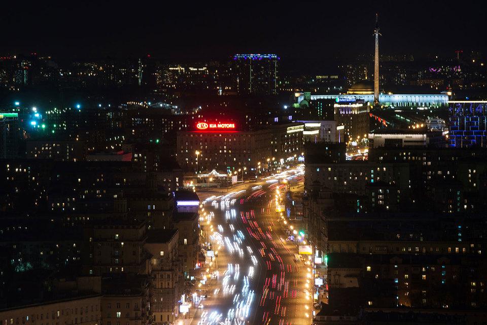 Москва хочет потратить наразвитие транспортной системы 1,27 трлн руб.