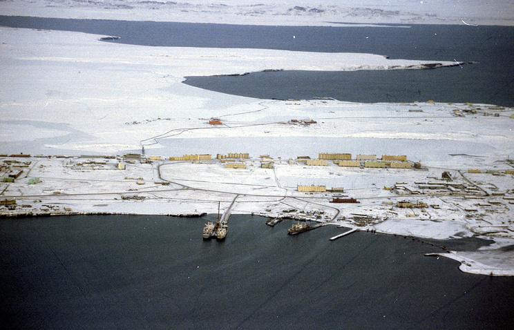 Вархипелаге Новая Земля открыли два новых острова
