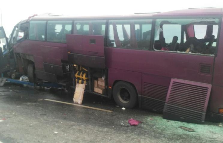 ДТП сбольшим количеством жертв случилось вСеверной Осетии