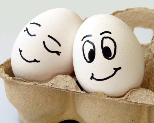 Одной яйцо вдень спасет женщин отрака груди— Ученые