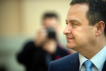 ДавлениеЕС из-за отказа вводить санкции против РФ неприемлемо— МИД Сербии