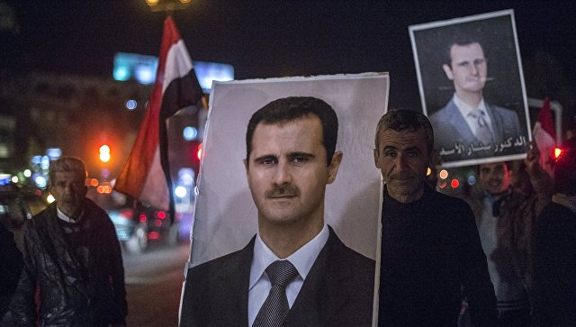 ВКонгрессе США подняли вопрос обубийстве Асада