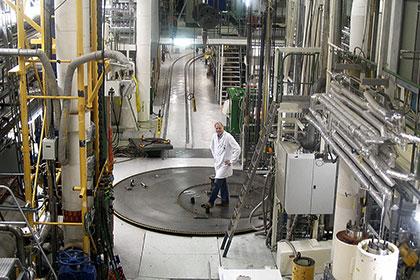 Наатомном реакторе вНорвегии произошла утечка