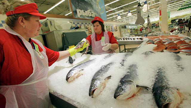 Руководство изменило список запрещенных кввозу вРФ морепродуктов
