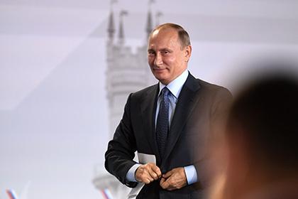 Песков: визит В.Путина вКрым некасается Украины