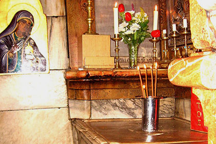 В Иерусалиме археологи вскрыли гроб Христа