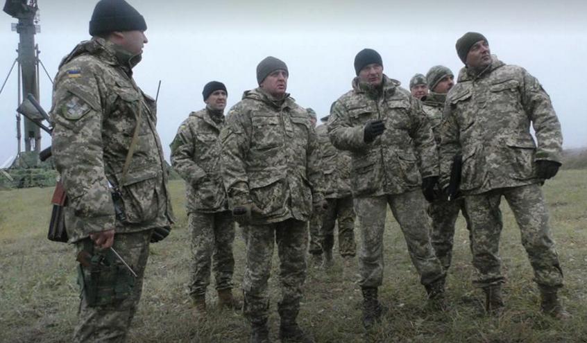 Муженко проинформировал обиспытании ВСУ новых средств ПВО— Есть приличные результаты