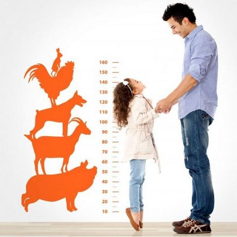 Ученые назвали методы определения будущего роста ребенка