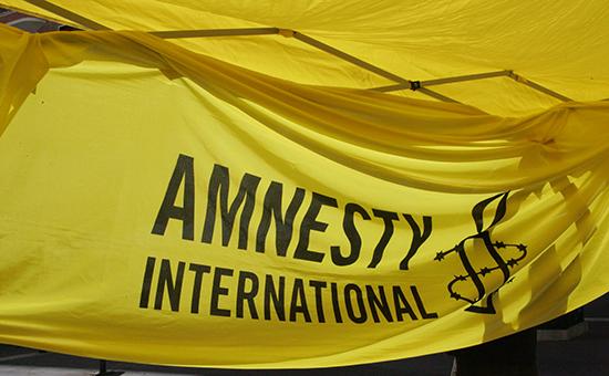 Работник Amnesty International в столицеРФ говорит, что кабинет защитников прав человека опечатан