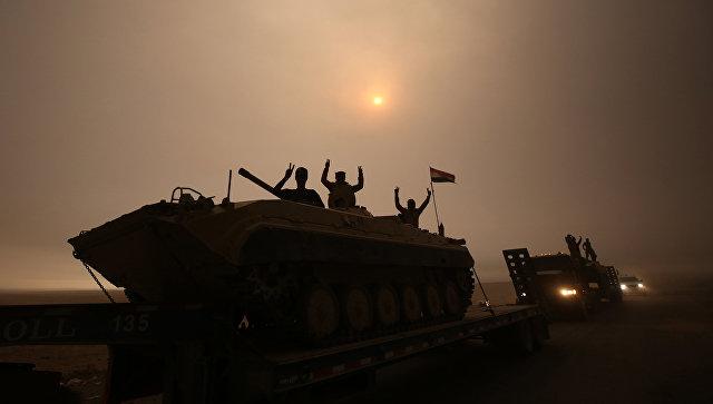 Вответ наатаку Мосула исламисты ударили поШергату