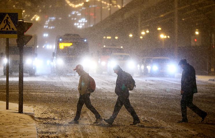 Столичные аэропорты работают внормальном режиме, невзирая наснегопад