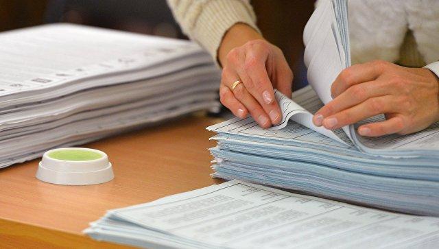 Народные избранники отЛДПР предлагают разрешить голосовать с16 лет