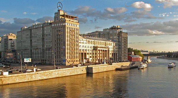 Известный Дом нанабережной полыхает вцентре столицы