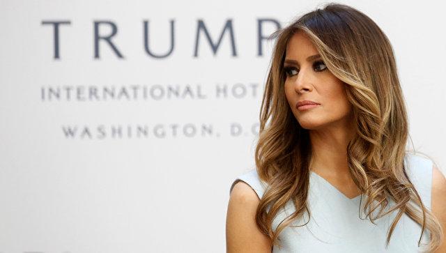 Модельер Мишель Обамы отказалась работать сМеланьей Трамп