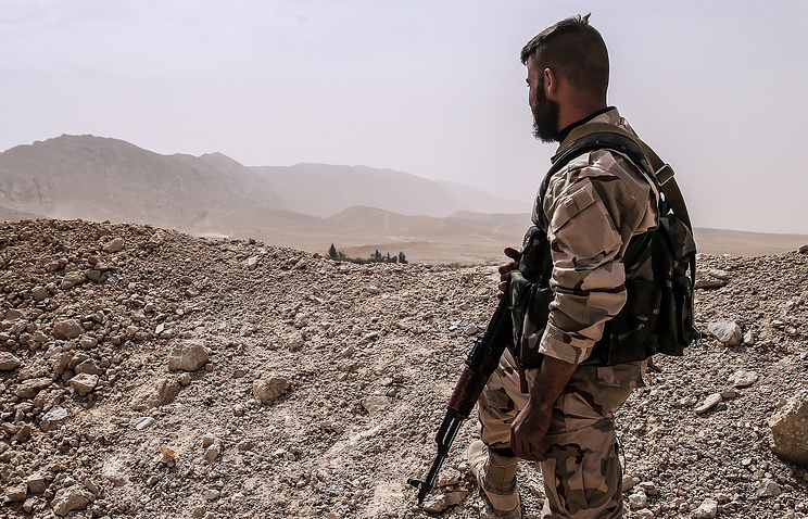 Трое турецких военных погибли вбоях сИГ вСирии