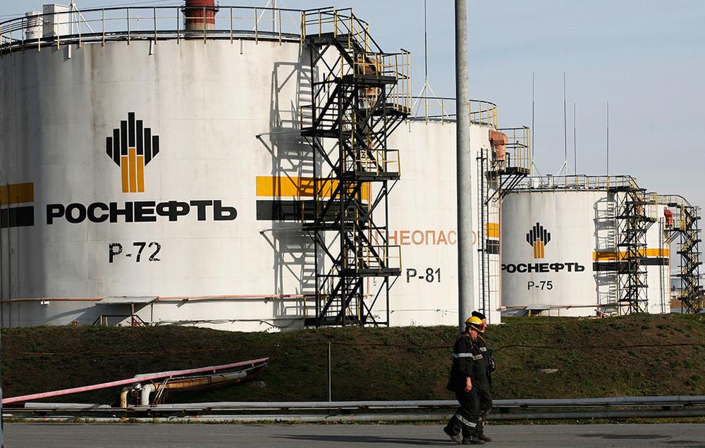«Роснефть» одобрила выпуск биржевых облигаций натриллион руб.