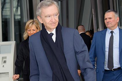 Путин встретится спрезидентом Louis Vuitton