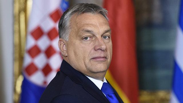Трамп пригласил вгости вице-премьера Венгрии Орбана