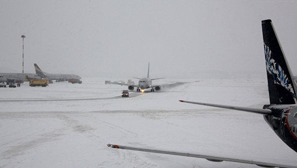 «Аэрофлот» отменил 14 рейсов вШереметьево