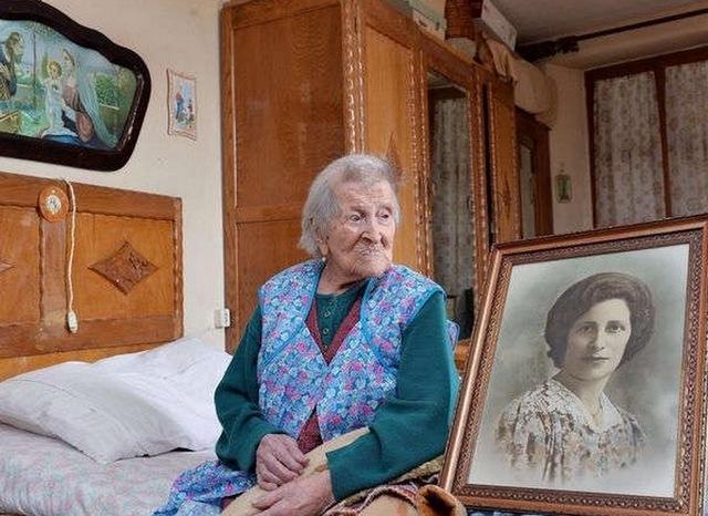 Сегодня самой старой жительнице Земли исполняется 117 лет