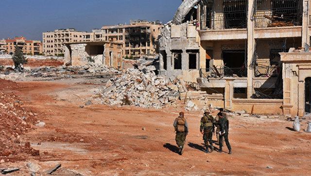 Минобороны посоветовало Британии немешать России оказывать помощь сирийцам