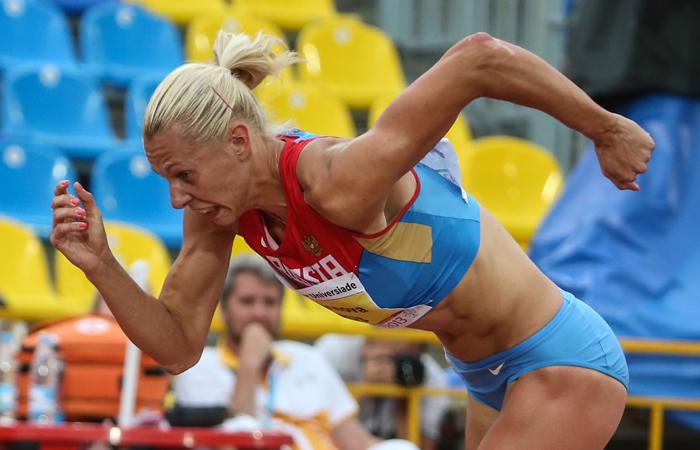 CAS дисквалифицировал 3-х русских легкоатлеток