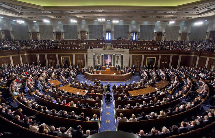 ВСША принят законодательный проект, ограничивающий перемещения русских дипломатов
