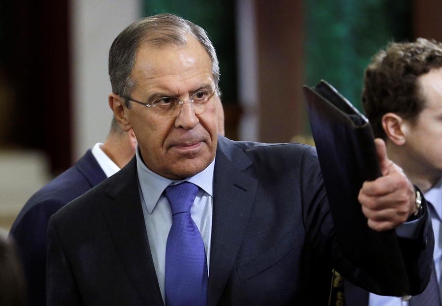 Санкции немешают экономике Российской Федерации крепко стоять наногах— Лавров
