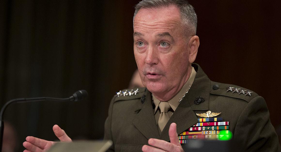 Министерство обороны США планирует пересмотреть стратегию борьбы сгруппировкойИГ для Трампа
