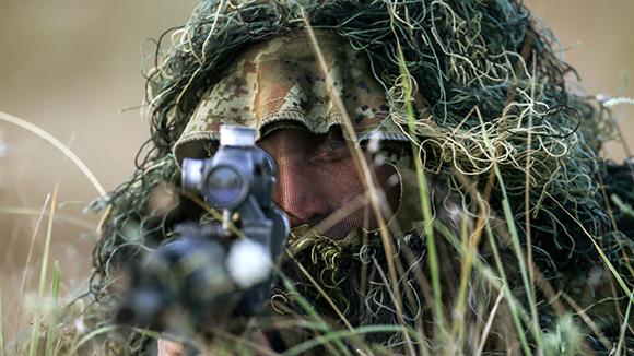 В РФ разработали «пасту-невидимку» для военных