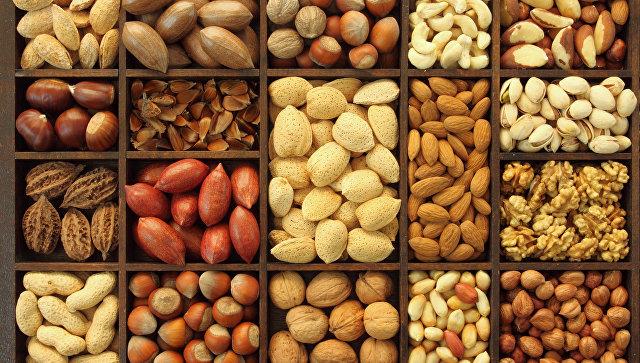 Ученые выяснили что орехи понижают вероятность развития рака на 15