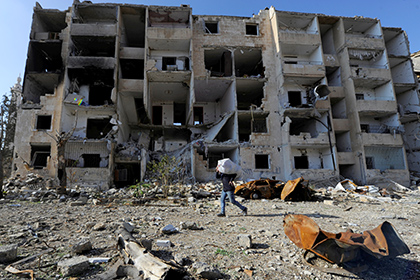 Силы Асада отбили у бунтовщиков 60% территорий Алеппо— защитники прав человека