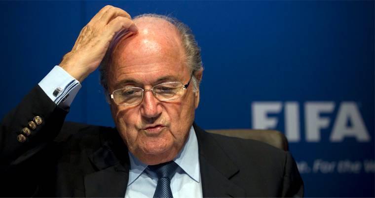 CAS вынесет свое решение поапелляции экс-президента ФИФА Блаттера 5декабря