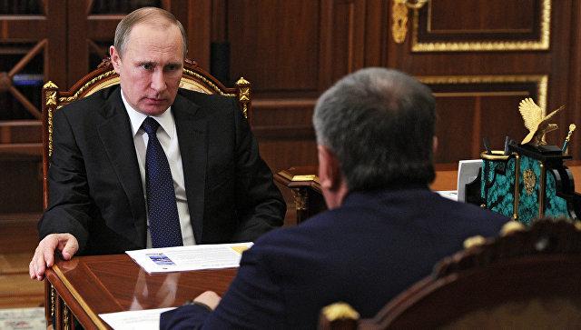 Путин высоко оценил сделку поприватизации «Роснефти»