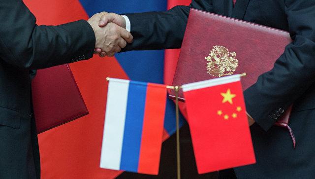 Товарооборот между Россией иКитаем кконцу осени вырос на14%