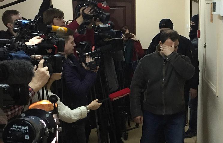 Заместителя министра культурыРФ Григория Пирумова освободили отдолжности