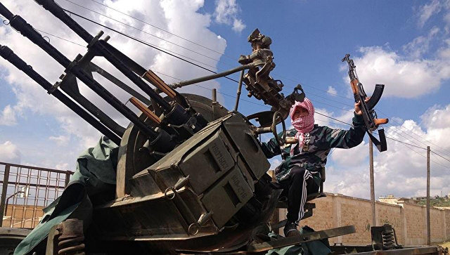 Госдеп: США непланируют поставлять сирийской оппозиции ПЗРК