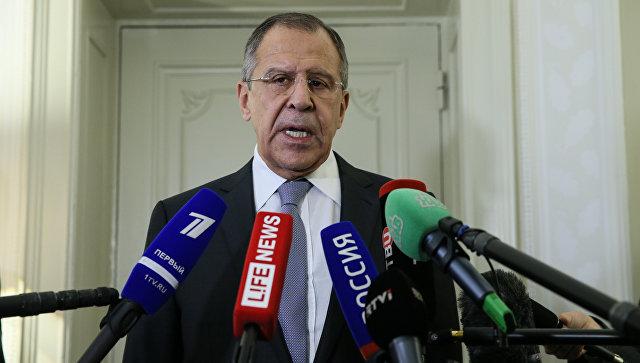 Лавров прокомментировал слова Хорватии о«российской угрозе» наБалканах