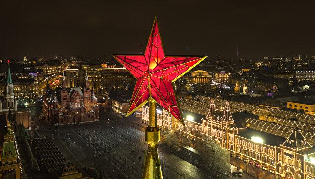 Жириновский предложил заменить звёзды набашнях Кремля орлами