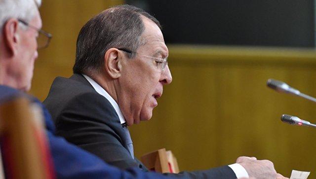 Сергей Лавров назвал «бесплодными посиделками» переговоры сСША поСирии