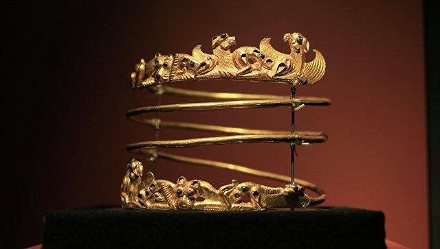 Решение суда вАмстердаме по«скифскому золоту» основано наконвенции ЮНЕСКО 1970г