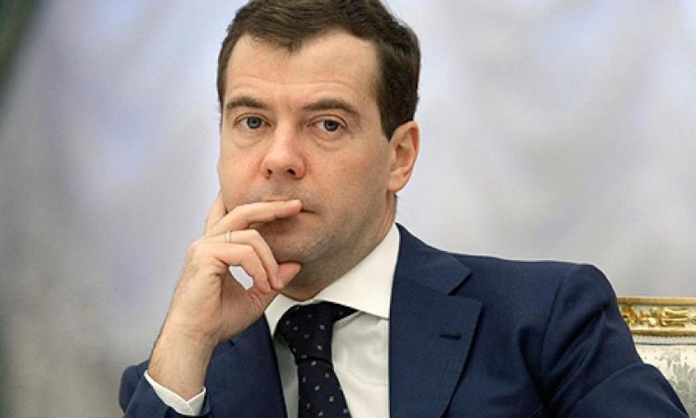 Медведев: интернет— факт нашей реальности