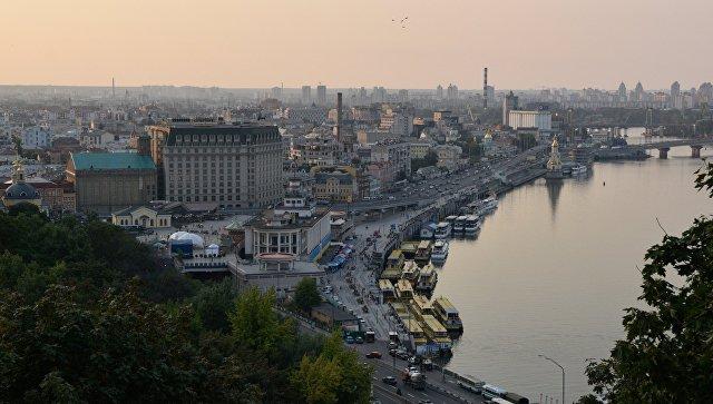 Вмэрии столицы сообщили ополной заморозке сотрудничества сКиевом