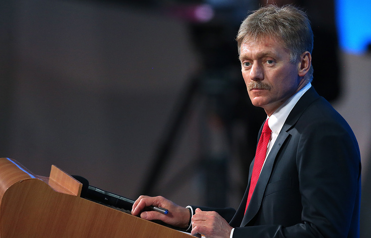 Кремль: заявления охакерских атаках без подтверждений звучат неприлично
