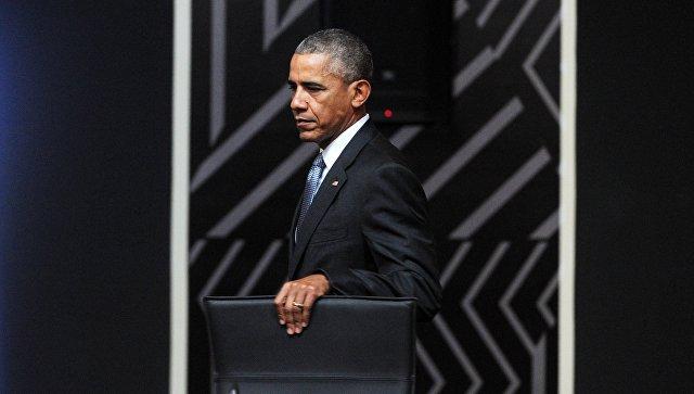 Обама назвал Российскую Федерацию слабой— Последний плевок